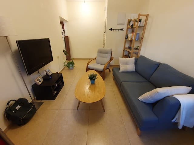 Wonderful apartment for couples in Rehavia