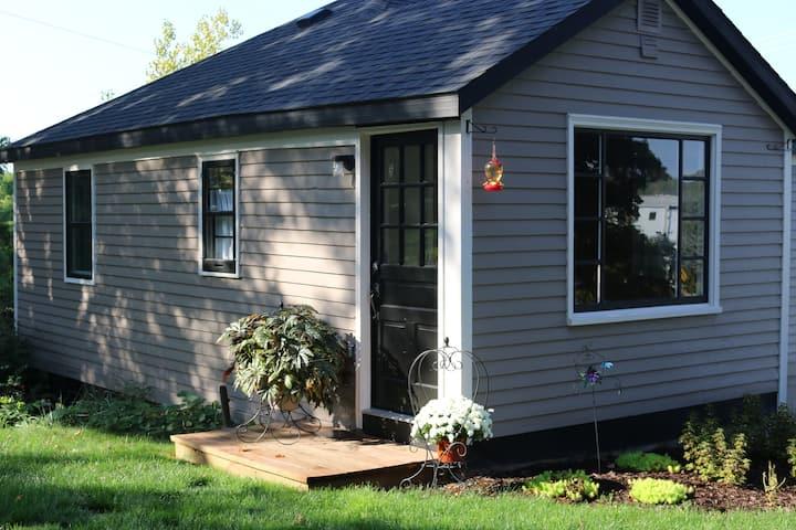 The Hillside Cottage