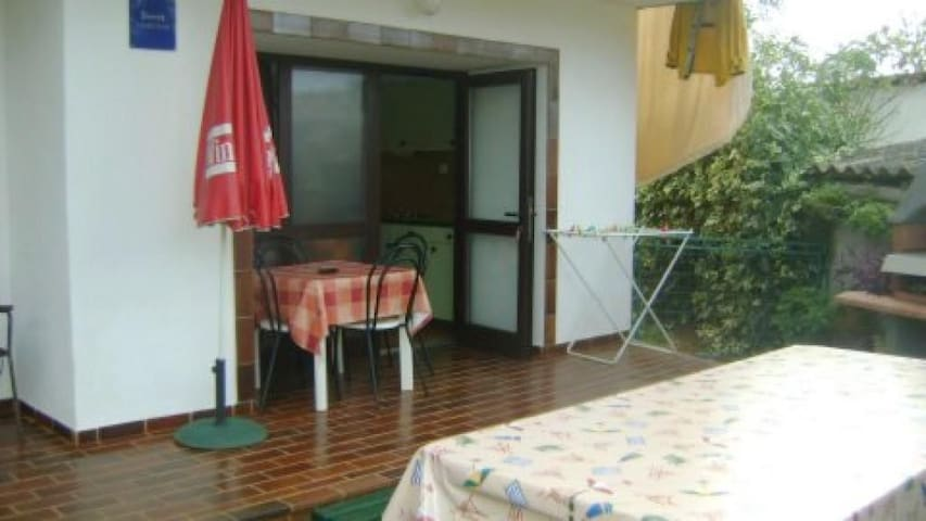 One bedroom apartment with terrace Dolinci, Umag (A-7111-a)