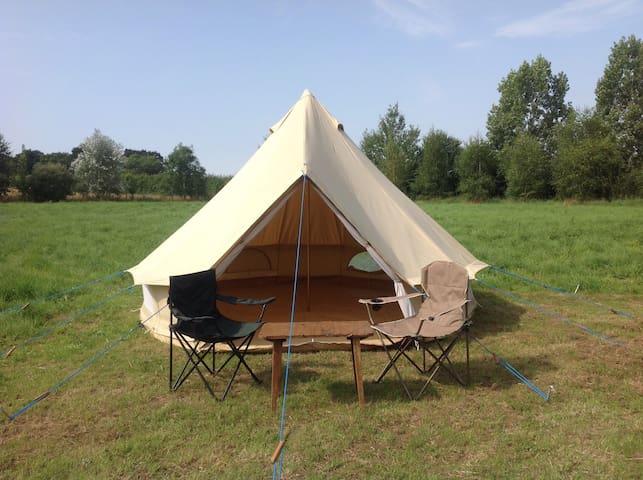 Bell Tent - Bruisyard  - Andere