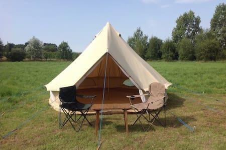 Bell Tent - Bruisyard