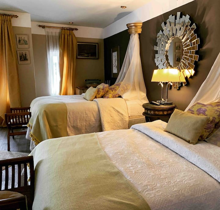 Exclusive Suite of York near Antigua Guatemala
