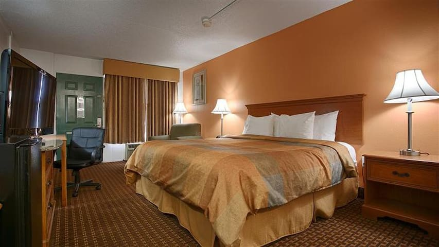 Royal Room Two Double Beds Non Smoking At Midtown