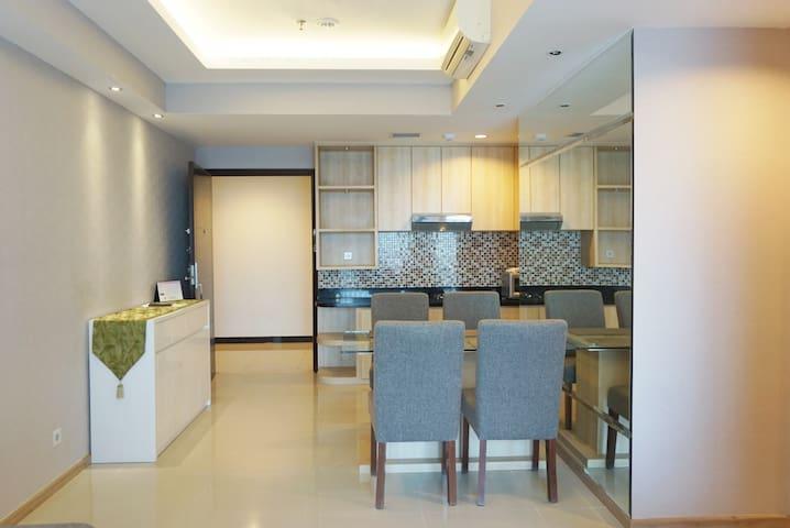 Near CBD, Kota Kasablanca, Luxury, Strategic - jakarta selatan - Casa