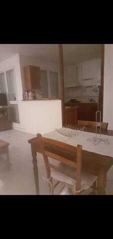 Appartement agréable pour 1 personne