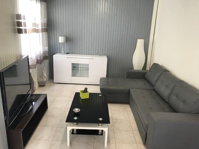 Salon appartement 5