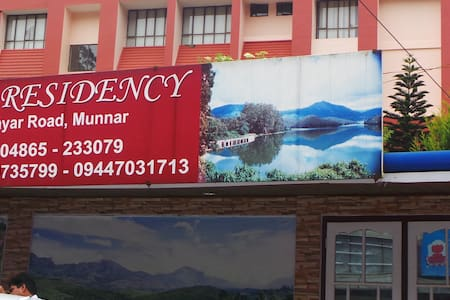 MGM Residency - Munnar - Boutique hotel