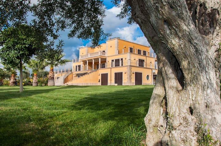 Villa Damigella - Chiaramonte Gulfi - Daire