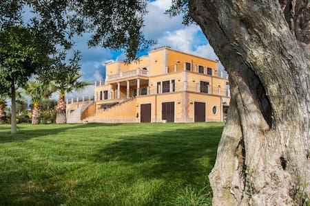 Villa Damigella - Chiaramonte Gulfi
