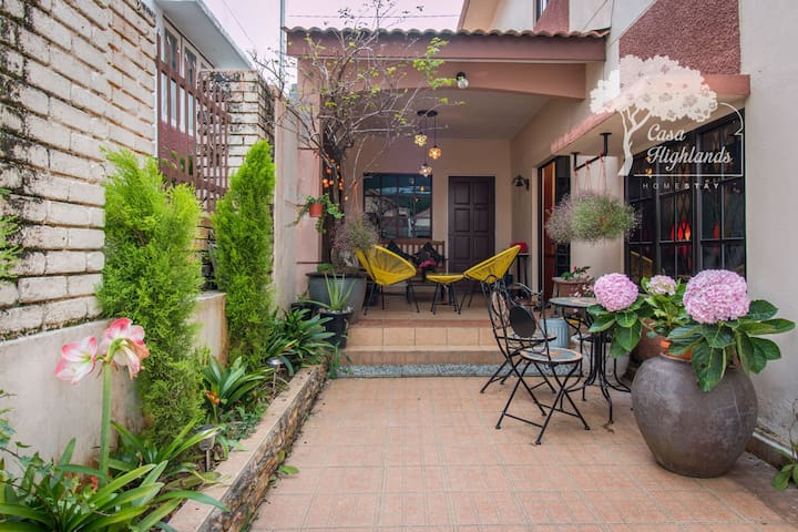 Casa Highlands cozy 4BD in the heart of Brinchang