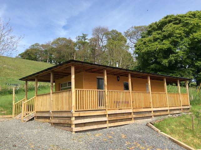 Applefells Accommodation Glentress / Peebles EH45