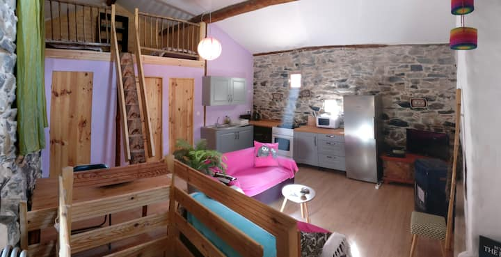 Apartment Le Nest (sleeps 2-4) Chez Arran