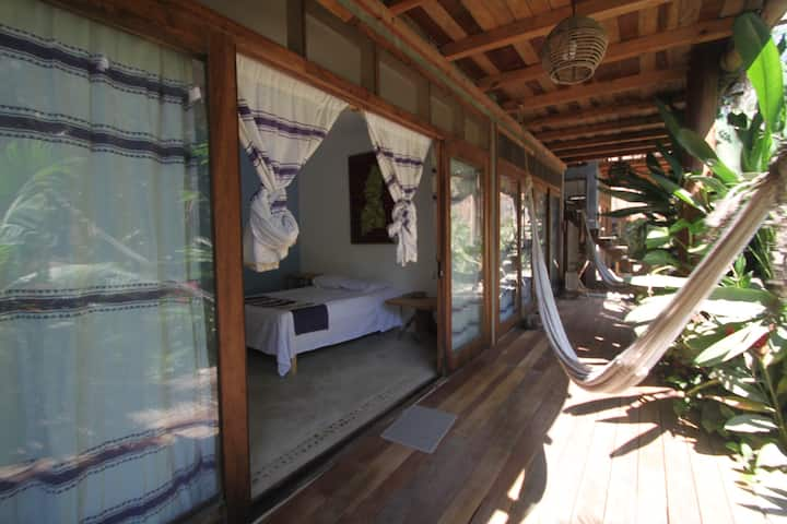 Cabaña 4 Casa Tamarindos