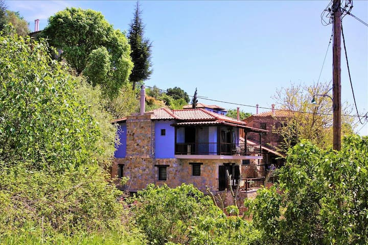 2 bedroom Detached house in Porto Carras RE0197 - Parthenonas