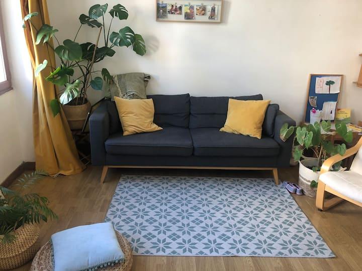 Appartement cosy en plein cœur de Forcalquier