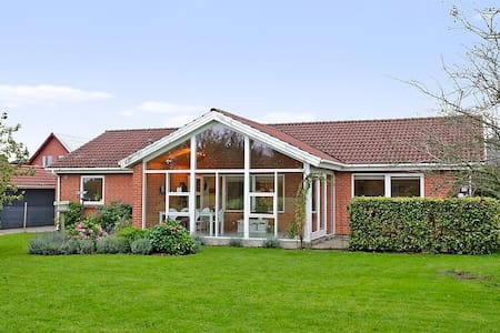 Hus på landet tæt på Horsens - Juelsminde