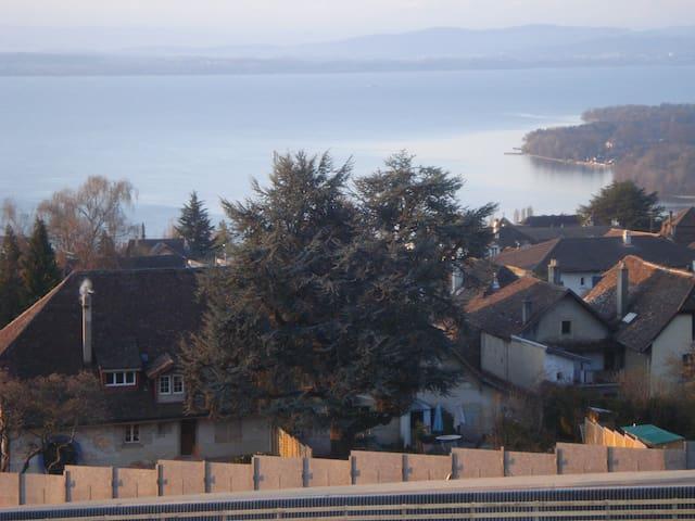 La Bergerie, Corcelles Switzerland