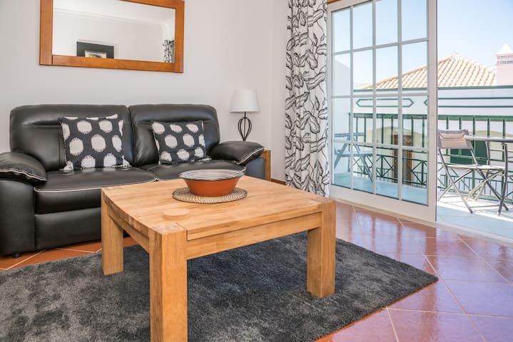 Two bedroomed apartment in Conceicao de Tavira