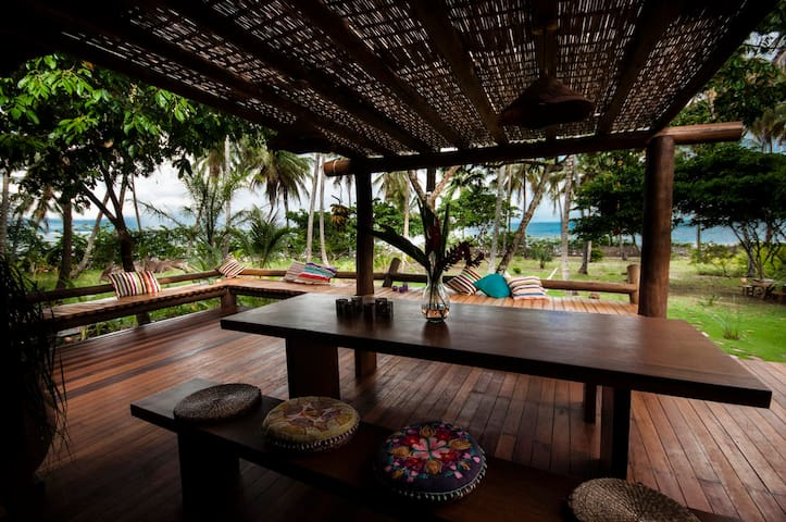 Luxurious Beach House on Ponta do Muta - Barra Grande - Casa