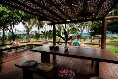 Luxurious Beach House on Ponta do Muta - Barra Grande