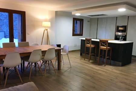 Moderno y espacioso apartamento en Panticosa - Panticosa - Daire