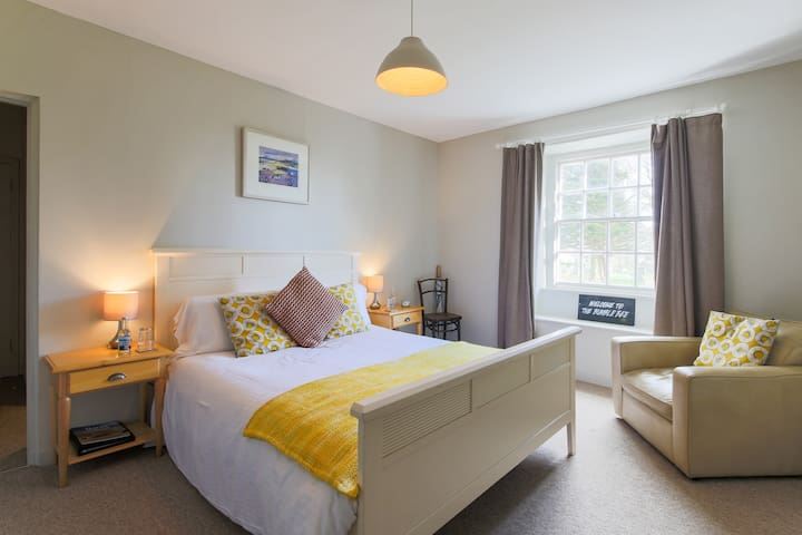Queens Arms, Breage - King room - Breage - Bed & Breakfast