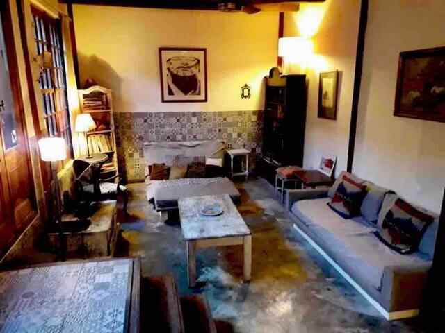 Spacious PH  house San Telmo  w/terrace 3 rooms