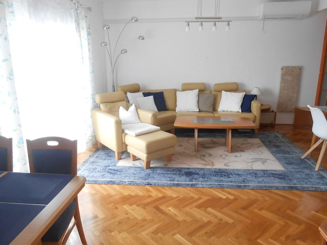 4+1, 3-room appartment, sea view