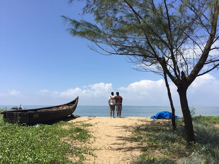 Leela Villas : Cherai Beach