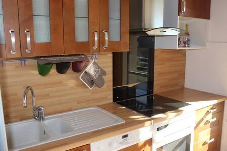 Appartement T3 Marseille St Just pour 4 personnes - Marseille - Lejlighed