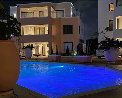 Luxury Apartment With Fast Wifi At PamV Estates