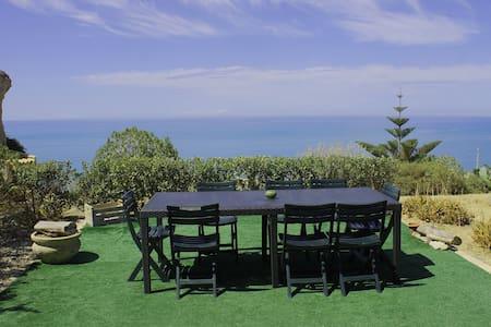 La terrazza sul mare OFFERTA SETTEMBRE - licata - Haus