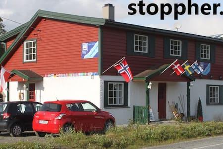 stoppherbnb Kvamskogen rom 203 - Norheimsund