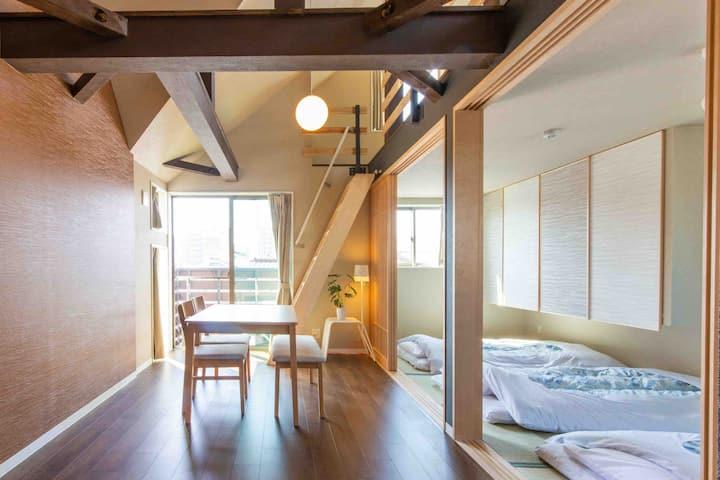 LIFE HOUSE 玉造 新築 デザイナーズ 床暖 贅沢な空間