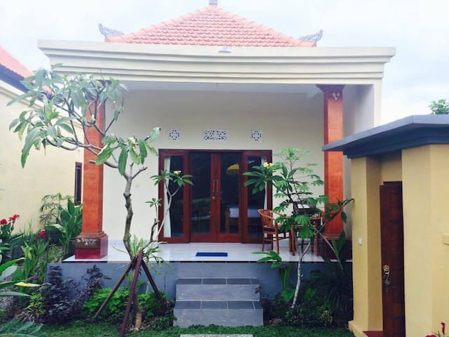 The Oding # 1 - Tegallalang - Bungalow