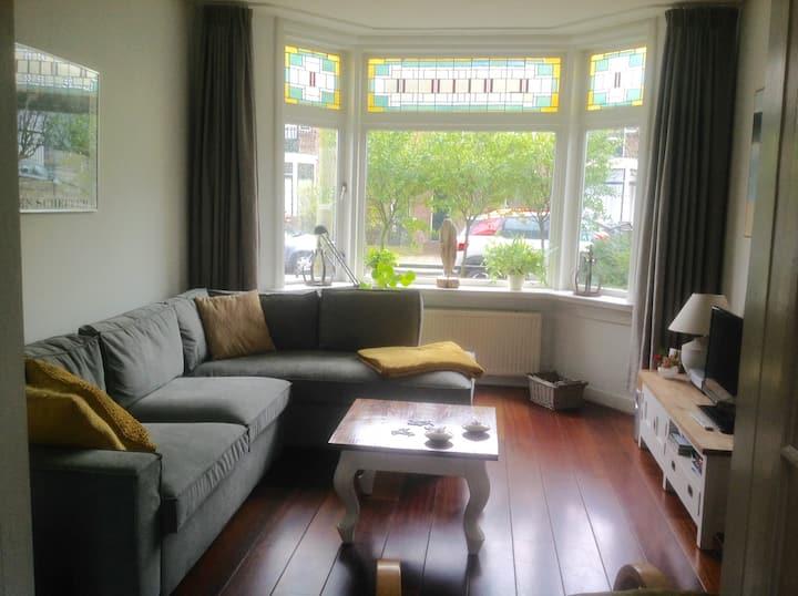 Benedenwoning met tuin in Nijmegen-Oost