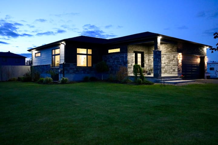 Modern Pristine Home