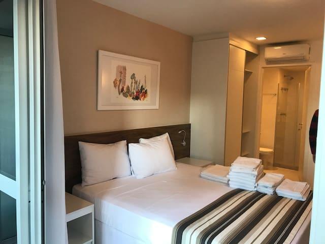 Hotel e Flat Vision Asa Norte SHN