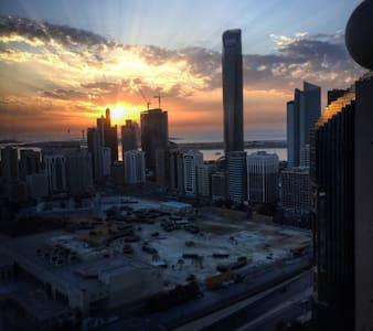 Great Studio in Downtown Abu Dhabi! - Abu Dhabi - Apartment
