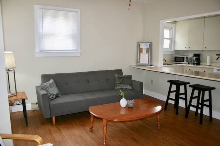 Lovely 1-bedroom in the Heart of Downtown