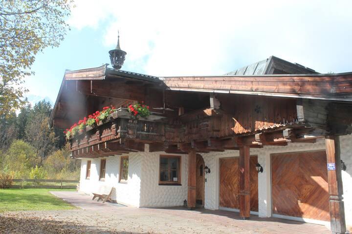 Jagdhaus Neukirchen am Grossvenediger - Neukirchen am Großvenediger - Chalet
