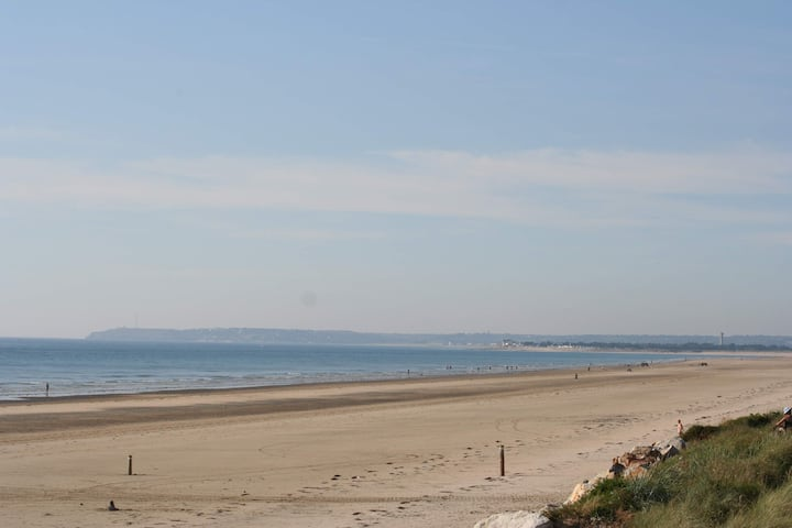En face de la plage - Résidence de la Mer