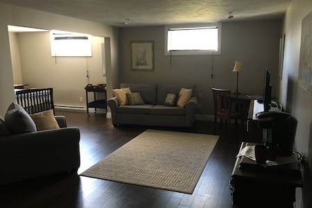 Private Basement Suite with bathroom in Dieppe, NB