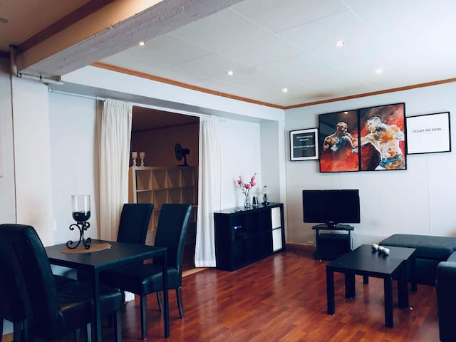 Perfect apartment for experience Svelvik, Central