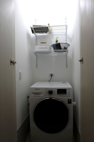 Dee's Place:Abreeza mall+wifi+wash&dry+SmartTV