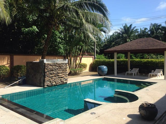 3 bedroom Villa with private pool - Choeng Thale - Willa