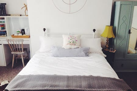 Central, characterful, DBL room - Bristol - Lakás