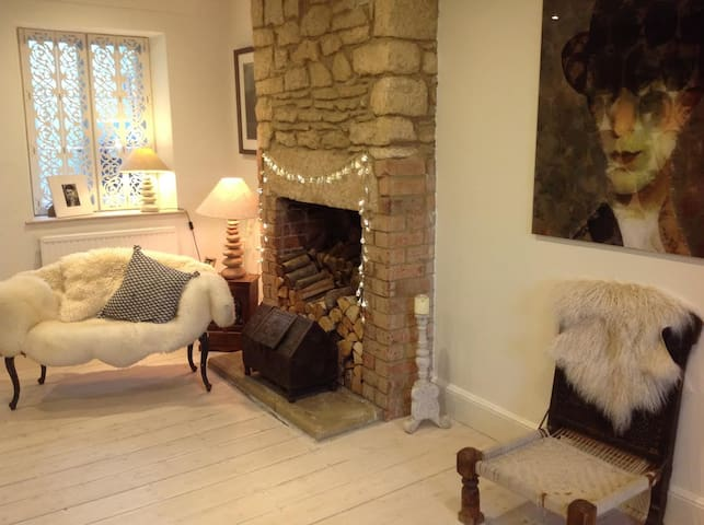 The Cotswolds, light and airy double room - Cirencester - House