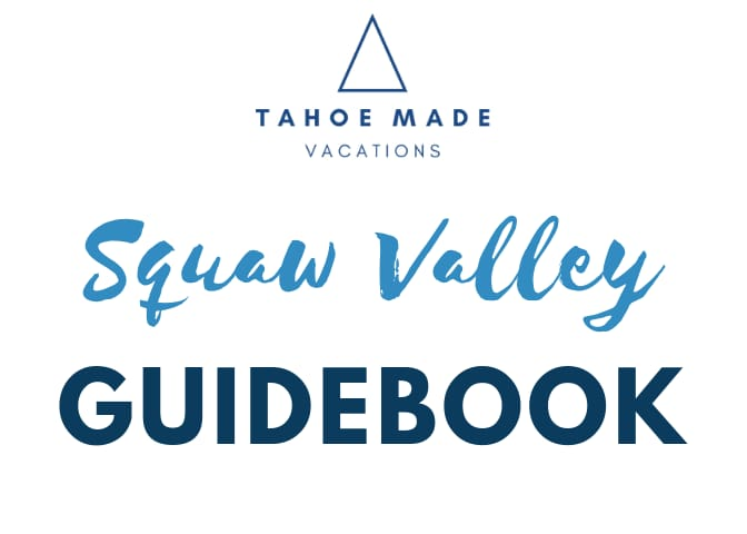 Squaw Valley Guidebook