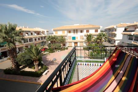 Playa Tamarit Apartamento